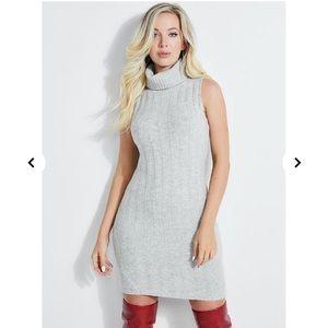 Guess BLACK knit dress NWT